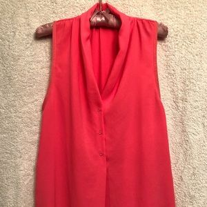 Wilfred M pink blouse